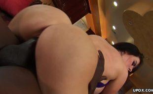 Quero ver mulher fazendo sexo forte com negão pirocudo