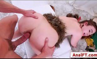 Sexo x videos anal com branquinha tesuda dando o rabo