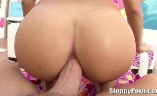 Videos porno 3p com ninfeta rabuda dando o bumbum