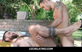 Vídeo pornô gay grátis passivo ganhando botada no cu