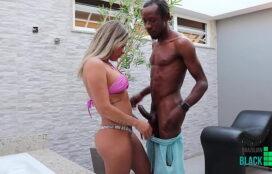 Ver samba porno loira muito gostosa fodendo com negão