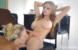 Lesbicas peitoes gostosos se divertindo com muito tesão
