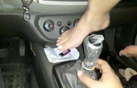 Videos de sexo fetiche safada sentando no cambio do carro